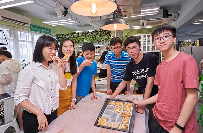 流動教室, 香港飲食文化,