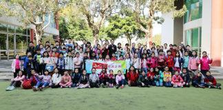 小作家2019/20學年培訓計劃於突破青年村舉行。